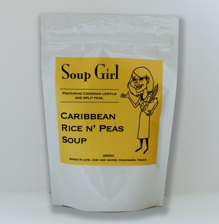 Caribbean Rice n Peas - Pouch small high