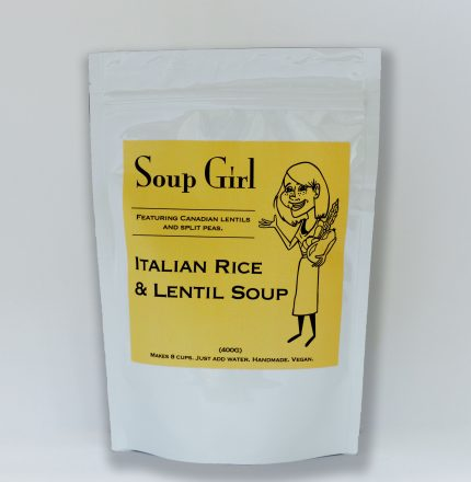 Italian Rice n Lentil - Pouch small